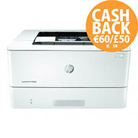 HP LaserJet Pro M404n - Printer - monochrome - laser - A4/Legal - 4800 x 600 dpi - up to 38 ppm - capacity: 350 sheets - USB 2.0, Gigabit LAN, USB host