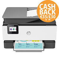 HP Officejet Pro 9010 All-in-One - Multifunction printer - colour - ink-jet - Legal (216 x 356 mm) (original) - A4/Legal (media) - up to 32 ppm (copying) - up to 32 ppm (printing) - 250 sheets - USB 2.0, LAN, Wi-Fi(n), USB host