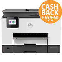 HP Officejet Pro 9020 All-in-One - Multifunction printer - colour - ink-jet - Legal (216 x 356 mm) (original) - A4/Legal (media) - up to 39 ppm (copying) - up to 39 ppm (printing) - 250 sheets - USB 2.0, LAN, Wi-Fi(n), USB host
