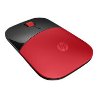 HP Z3700 - Mouse - wireless - 2.4 GHz - USB wireless receiver - red - for OMEN X by HP 17; HP 17; x360