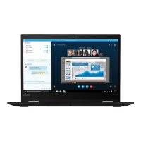 "Lenovo ThinkPad X390 Yoga 20NN - Flip design - Core i5 8265U / 1.6 GHz - Win 10 Pro 64-bit - 8 GB RAM - 256 GB SSD TCG Opal Encryption 2, NVMe - 13.3"" IPS touchscreen 1920 x 1080 (Full HD) - UHD Graphics 620 - Wi-Fi, Bluetooth - black - kbd: English"
