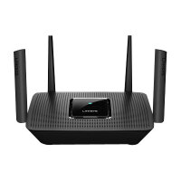 Linksys MR8300 - Wireless router - 4-port switch - GigE - 802.11a/b/g/n/ac - Tri-Band