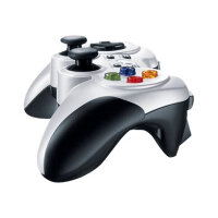 Logitech Wireless Gamepad F710 - Gamepad - 10 buttons - wireless - 2.4 GHz - for PC