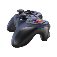 Logitech Gamepad F310 - Gamepad - 10 buttons - wired - for PC