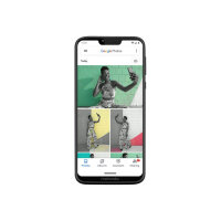 "Motorola Moto G7 Power - Smartphone - 4G LTE - 64 GB - microSDXC slot - GSM - 6.2"" - 1570 x 720 pixels (403 ppi) - LTPS - RAM 4 GB - 12 MP (8 MP front camera) - Android - ceramic black"