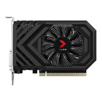 PNY XLR8 GeForce GTX 1650 - Overclocked Edition - graphics card - GF GTX 1650 - 4 GB GDDR5 - PCIe 3.0 x16 - DVI, HDMI