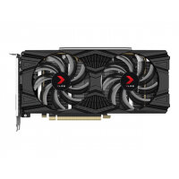 PNY XLR8 GTX 1660 Ti Gaming Dual Fan - Overclocked Edition - graphics card - GF GTX 1660 Ti - 6 GB GDDR6 - PCIe 3.0 x16 - DVI, HDMI, DisplayPort