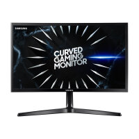"Samsung C24RG50FQU - CRG50 Series - LED monitor - curved - 24"" (23.5"" viewable) - 1920 x 1080 Full HD (1080p) - VA - 250 cd/m² - 3000:1 - 4 ms - 2xHDMI, DisplayPort - black"