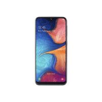 "Samsung Galaxy A20e - Smartphone - dual-SIM - 4G LTE - 32 GB - microSDXC slot - GSM - 5.8"" - 1560 x 720 pixels (294 ppi) - PLS TFT - RAM 3 GB (8 MP front camera) - 2x rear cameras - Android - black"