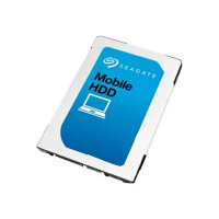 "Seagate Mobile ST1000LM035 - Hard drive - 1 TB - internal - 2.5"" SFF - SATA 6Gb/s - 5400 rpm - buffer: 128 MB"