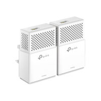 TP-Link TL-PA711 KIT - Starter Kit - bridge - GigE, HomePlug AV (HPAV), HomePlug AV (HPAV) 2.0 - wall-pluggable (pack of 2)
