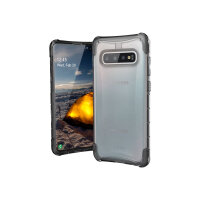 UAG Rugged Case for Samsung Galaxy S10 Plus [6.4-inch screen] - Plyo Ice - Back cover for mobile phone - ice - for Samsung Galaxy S10+