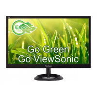 "ViewSonic VA2261-2 - LED monitor - 22"" (21.5"" viewable) - 1920 x 1080 Full HD (1080p) - TN - 200 cd/m² - 600:1 - 5 ms - DVI-D, VGA"