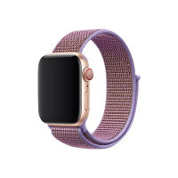 Apple 40mm Sport Loop - Watch strap - Regular - lilac - demo