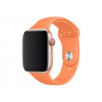 Apple 44mm Sport Band - Watch strap - 140-210 mm - papaya - demo