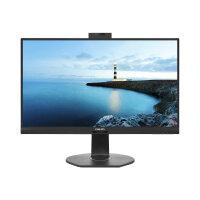 "Philips B Line 241B7QUBHEB - LED monitor - 24"" (23.8"" viewable) - 1920 x 1080 Full HD (1080p) - IPS - 250 cd/m² - 1000:1 - 5 ms - 2xHDMI, DisplayPort, USB-C - speakers - black texture"