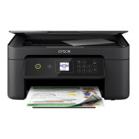 Epson Expression Home XP-3100 - Multifunction printer - colour - ink-jet - A4/Legal (media) - up to 33 ppm (printing) - 100 sheets - USB 2.0, Wi-Fi - black