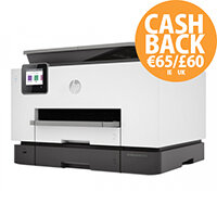 HP Officejet Pro 9022 All-in-One - Multifunction printer - colour - ink-jet - Legal (216 x 356 mm) (original) - A4/Legal (media) - up to 23 ppm (copying) - up to 39 ppm (printing) - 250 sheets - USB 2.0, LAN, Wi-Fi(n), USB host