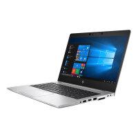 """HP EliteBook 830 G6 - Core i5 8265U / 1.6 GHz - Win 10 Pro 64-bit - 8 GB RAM - 256 GB SSD NVMe, HP Value - 13.3"""" IPS 1920 x 1080 (Full HD) - UHD Graphics 620 - Wi-Fi, Bluetooth - kbd: UK"""