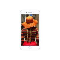 "Apple iPhone 8 Plus - Smartphone - 4G LTE Advanced - 128 GB - GSM - 5.5"" - 1920 x 1080 pixels (401 ppi) - Retina HD (7 MP front camera) - 2x rear cameras - silver"