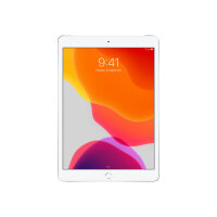 "Apple 10.2-inch iPad Wi-Fi + Cellular - 7th generation - tablet - 128 GB - 10.2"" IPS (2160 x 1620) - 4G - LTE - silver"
