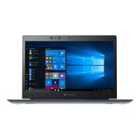 "Dynabook Toshiba Portégé X30-F-12M - Core i7 8565U / 1.8 GHz - Win 10 Pro 64-bit - 8 GB RAM - 256 GB SSD - 13.3"" 1920 x 1080 (Full HD) - UHD Graphics 620 - Wi-Fi, Bluetooth - tile matte black (keyboard), onyx blue with hairline - with 1"