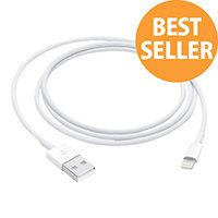 Apple - Lightning cable - Lightning (M) to USB (M) - 1 m - for Apple iPad/iPhone/iPod (Lightning)