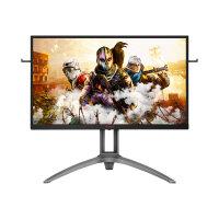 "AOC Gaming AG273QXP - AGON Series - LED monitor - 27"" - 2560 x 1440 QHD @ 165 Hz - IPS - 350 cd/m² - 1000:1 - 1 ms - 2xHDMI, DisplayPort - black"