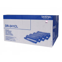 Brother DR241CL - Black, yellow, cyan, magenta - original - drum kit - for Brother DCP-9015, 9020, 9022, HL-3140, 3150, 3152, 3170, 3172, MFC-9140, 9142, 9332, 9342