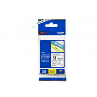 Brother TZe-221 - Standard adhesive - black on white - Roll (0.9 cm x 8 m) 1 roll(s) laminated tape - for Brother PT-D210, D600, H110; P-Touch PT-1005, 1880, E800, H110; P-Touch Cube Plus PT-P710