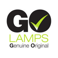 GO Lamps - Projector lamp (equivalent to: Epson V13H010L41) - UHE - for Epson EB-S6, S62, W6, X6, X62, EH-TW420, EMP-260, S5, S52, X5, X52, X56, EX-21, 30, 50, 70