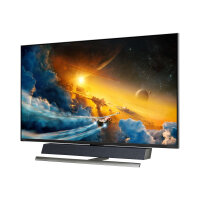 "Philips Momentum 558M1RY - LED monitor - 55"" - 3840 x 2160 4K UHD (2160p) @ 120 Hz - VA - 1200 cd/m² - 4000:1 - 4 ms - 3xHDMI, DisplayPort - speakers with subwoofer - black gloss textured"