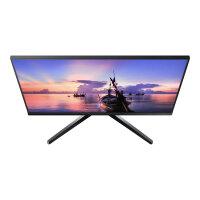 """Samsung F27T350FHU - T35F Series - LED monitor - 27"""" - 1920 x 1080 Full HD (1080p) @ 75 Hz - IPS - 250 cd/m² - 1000:1 - 5 ms - HDMI, VGA - dark grey/blue"""