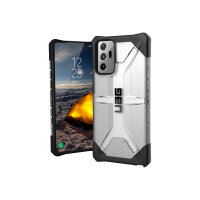 UAG Rugged Case for Samsung Galaxy Note20 Ultra 5G - Plasma Ice - Back cover for mobile phone - rugged - ice - for Samsung Galaxy Note20 Ultra 5G