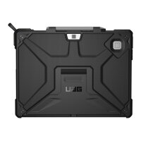 UAG Rugged Case w/ Built-in Kickstand for HP Elite x2 G4 - Metropolis Black - Tablet PC protective case - black - for HP Elite x2 G4