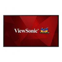 "ViewSonic CDE5520 - 55"" Diagonal Class LED display - digital signage / hospitality - 4K UHD (2160p) 3840 x 2160 - D-LED Backlight"