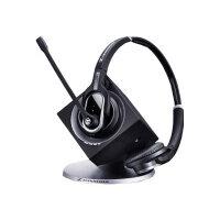 Sennheiser DW Pro 2 Phone - Headset - convertible - DECT CAT-iq - wireless