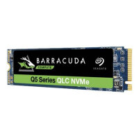 Seagate Barracuda Q5 ZP1000CV3A001 - Solid state drive - 1 TB - internal - M.2 2280 - PCI Express 3.0 x4 (NVMe)