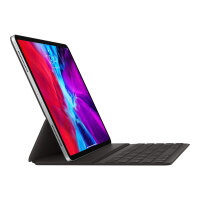 Apple Smart - Keyboard and folio case - Apple Smart connector - QWERTY - English - for 12.9-inch iPad Pro (3rd generation, 4th generation)