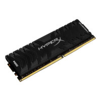 HyperX Predator - DDR4 - module - 32 GB - DIMM 288-pin - 3200 MHz / PC4-25600 - CL16 - 1.35 V - unbuffered - non-ECC - black
