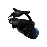 HTC VIVE Cosmos - Virtual reality headset - 2880 x 1700 @ 90 Hz - DisplayPort, USB 3.0