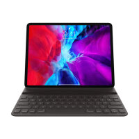 Apple Smart - Keyboard and folio case - Apple Smart connector - US - for 12.9-inch iPad Pro (3rd generation, 4th generation)