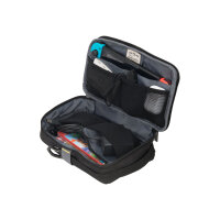 DICOTA Eco Accessory Pouch MOVE Small - Carrying bag - polyester, 600D RPET - black