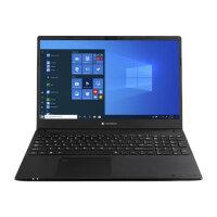 """Dynabook Satellite Pro L50-J-108 - Core i7 1165G7 / 2.8 GHz - Win 10 Pro 64-bit - 8 GB RAM - 256 GB SSD - 15.6"""" 1920 x 1080 (Full HD) - Iris Xe Graphics - Wi-Fi, Bluetooth - black texture, black (keyboard)"""