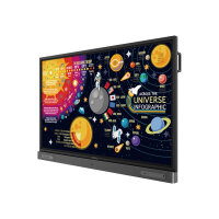 """BenQ RP6502 - 65"""" Diagonal Class LED-backlit LCD display - interactive - with touchscreen (multi touch) / microphone - 4K UHD (2160p) 3840 x 2160 - D-LED Backlight"""