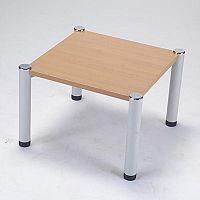 Avior Square Reception Coffee Table Beech KF03531