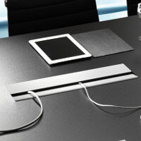 Bachmann CONFERENCE Built In-Desk Power Module & Frame