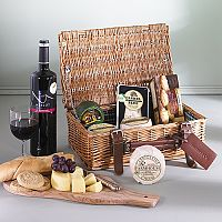 The Irish Cheese & Wine Hamper