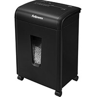 Fellowes Powershred 62MC Micro-Cut Shredder With A Safety-Lock Mechanism. Shreds A4 Pages Into Over 2,000 Particles. Ideal For Small-To-Medium Sized Businesses, Solicitors, Accountants And More.