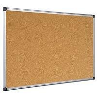 Bi-Office Cork Board 600 x 900mm Aluminium Frame CA031170